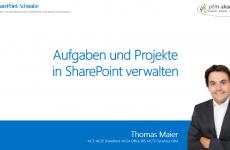 Projektmanagement in SharePoint