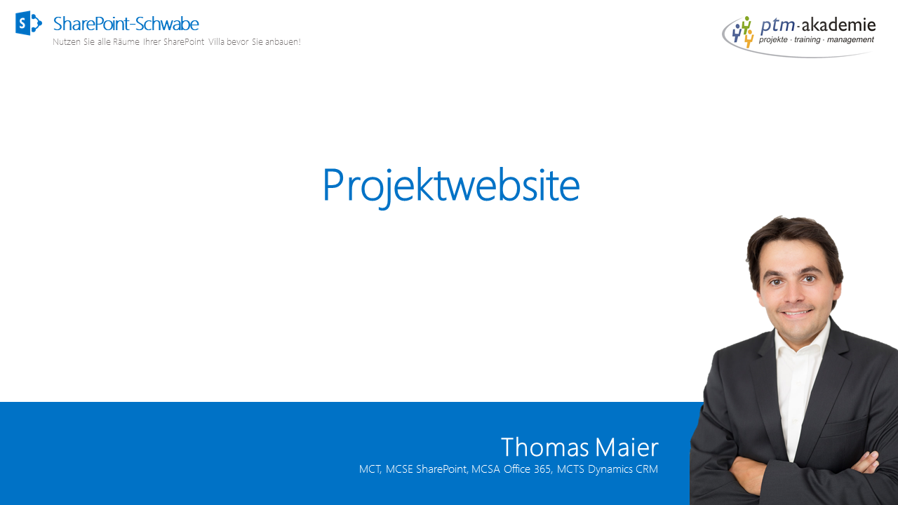 Projektwebsite