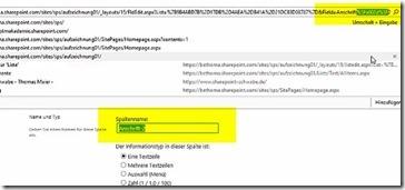 Tipp für SharePoint-Listen Auf Quickedit verzichten, um saubere Namen zu erzeugen__