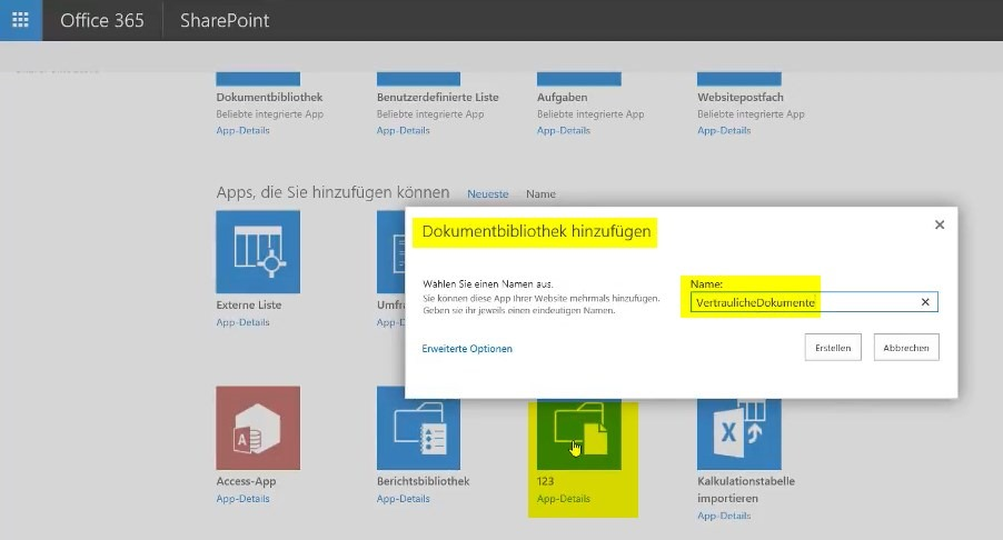 Problem Namensänderung von SharePoint-Listen und Bibliotheken: Pfad ...